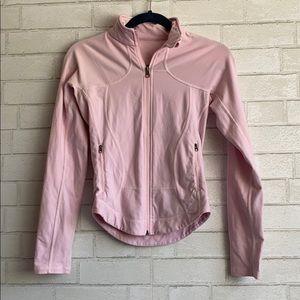 lululemon athletica Jackets & Coats - Lululemon Pink Zip Up Jacket